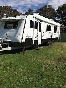 Jayco Roma elegance caravan Newcastle Newcastle Area Preview