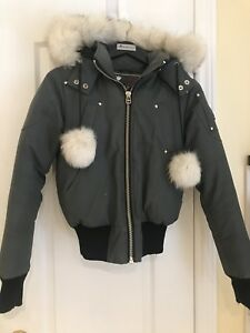XS Women's Moose Knuckle Bomber Jacket