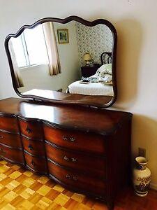Beautiful antique bureau