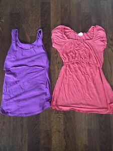 Maternity and Nursing tops