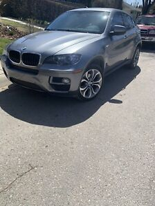 2013 BMW X6 35i **With full warranty**