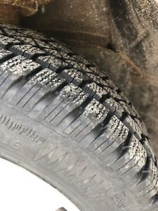 Arctic claw winter tires 215/60r/16 brand new
