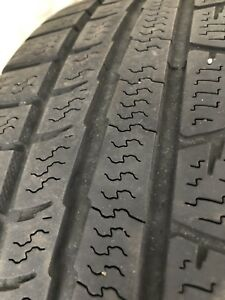 Four Nokian wrg3 all-weather tires - 205/50r17