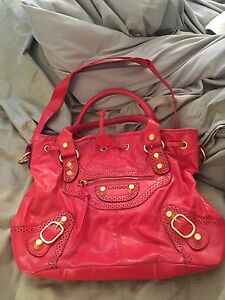 Red & Gold Purse $15- Steal of a Deal