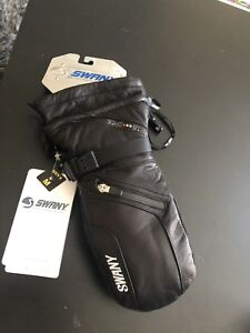 Swany Leather X-Cell 2 Mitts ** BRAND NEW **