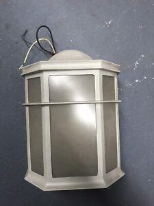 Amlite outdoor wall light