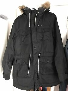 Manteau oklay large