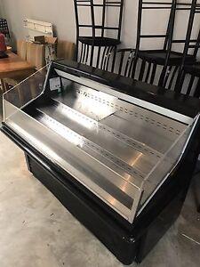 Open display fridge. 5' works great!