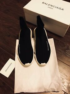 Balenciaga Speed Sock Trainer sz38 women