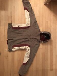 Ensemble manteau+ pantalons hiver (m)