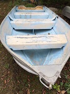 Lavigne Aluminum Boat