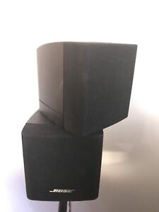 5 x Bose Bose Acoustimass 10, energy speakers and energy subs