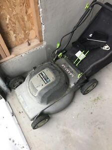 Earthwise Electric Lawnmower