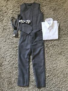 Ring bearer outfit for boys. (size 3)