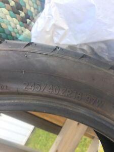 NITTO NEO GEN  245/40ZR18 summer tires