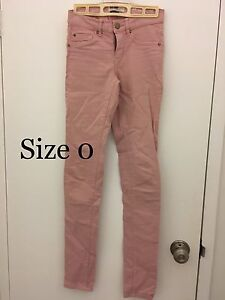 Pants for sale all colours pink black brown blue blue white