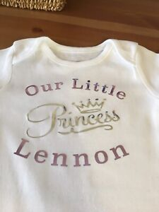 Baby Onesie - Personalized
