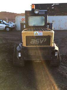Asv Posi track skidsteer loader bobcat Campbellfield Hume Area Preview