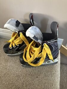 Youth Kids size 10 hockey skates