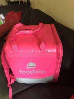 Foodora Delivery Backpack