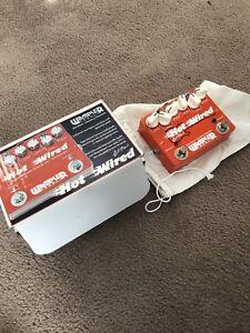 Wampler hot wired v1