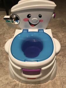Potty training aides