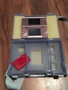 Nintendo DS lit and strong box carrying case
