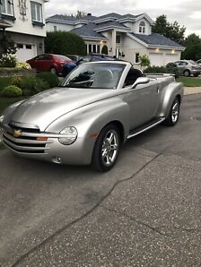 Chevrolet SSR 2004 convertible collection
