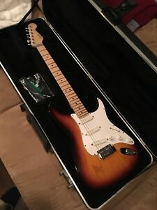 1991 Fender American Stratocaster Plus