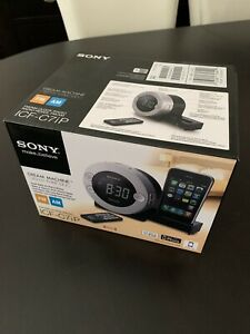 Sony ICF-C7iP Clock Radio for iPod and iPhone
