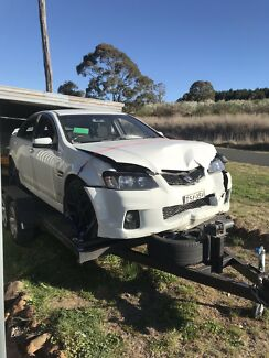 Wrecking 2010 VE Holden Commodore SV6