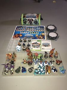 Extensive Skylanders Collection for $120
