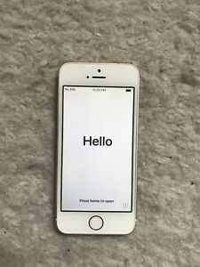 iPhone 5s gold 32gb, unlocked