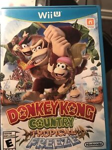 /Donkey kong Contry tropicale Freeze