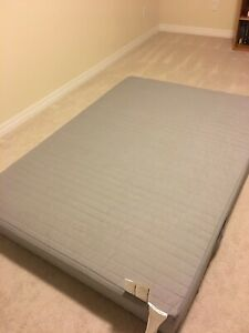 IKEA Double Mattress and bed frame