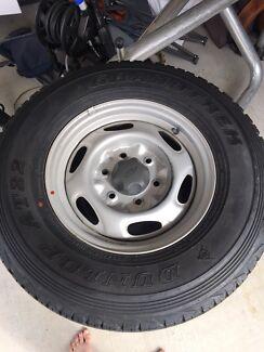 Ford ranger pk wheels and ladder racks