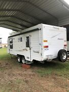 Roadstar Daintree Caravan Nobby Toowoomba Surrounds Preview