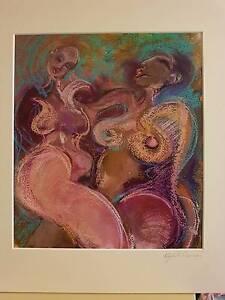 Dancing to Life Print of Original Work Nollamara Stirling Area Preview