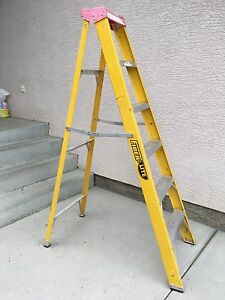 Fiber-lite 6' step ladder