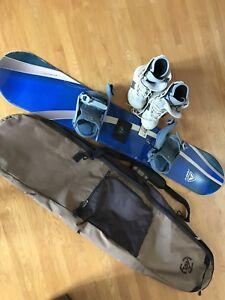 Kit complet planche à neige /snowboard