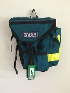 Brand new Taiga bicycle rear panniers