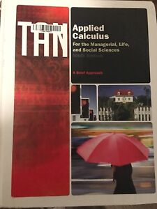 TAN applied calculus