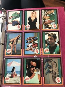 Beverly Hills 90210 Topps Trading Cards