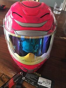 Women's icon Motorcycle helmet xs.