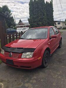 1999.5 Volkswagen TDI