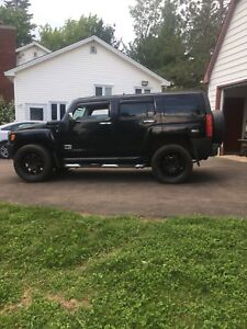 2006 h3 hummer for sale or trade