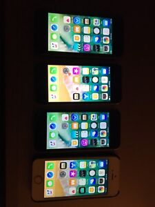 iPhone SE & iPhone 5s (EXCELLENT CONDITION)