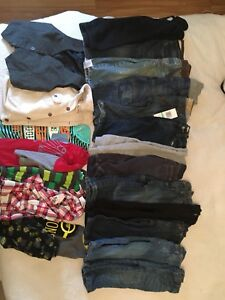 Huge boys clothing lot (55+ pieces)- only some pictured