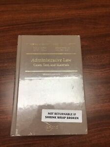 NCA EXAM Admin Law textbook