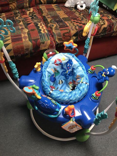 14e444773 Baby Einstein Neptune Ocean Discovery Jumper